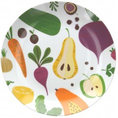 Tognana Fruits Komplet Obiadowy 18 Szt