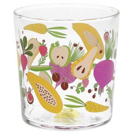 Tognana Fruits Komplet Szkłany 6 Szt