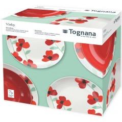Tognana Visby Komplet Obiadowy 18 Szt