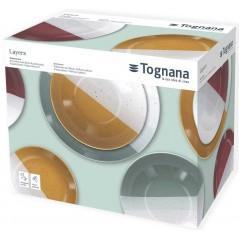 Tognana Layers Table Set 18 Pcs