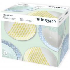 Tognana Happiness Komplet Obiadowy 18 Szt