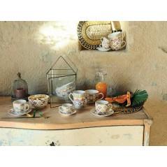 Tognana Kilim Iris Coffee Cup