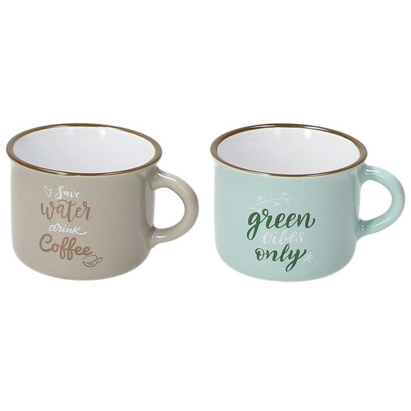 Tognana Natural Love Coffee Cup