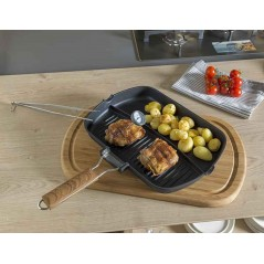 Tognana Country Chic Multifunction Double Grill Pan