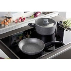 Tognana Mythos Grill  Pan With Foldable Handle