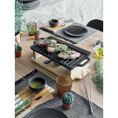 Tognana Fusion Taste Grill PAn with Board