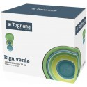 Tognana Natural Taste Riga Verde Table Set 18 Pcs
