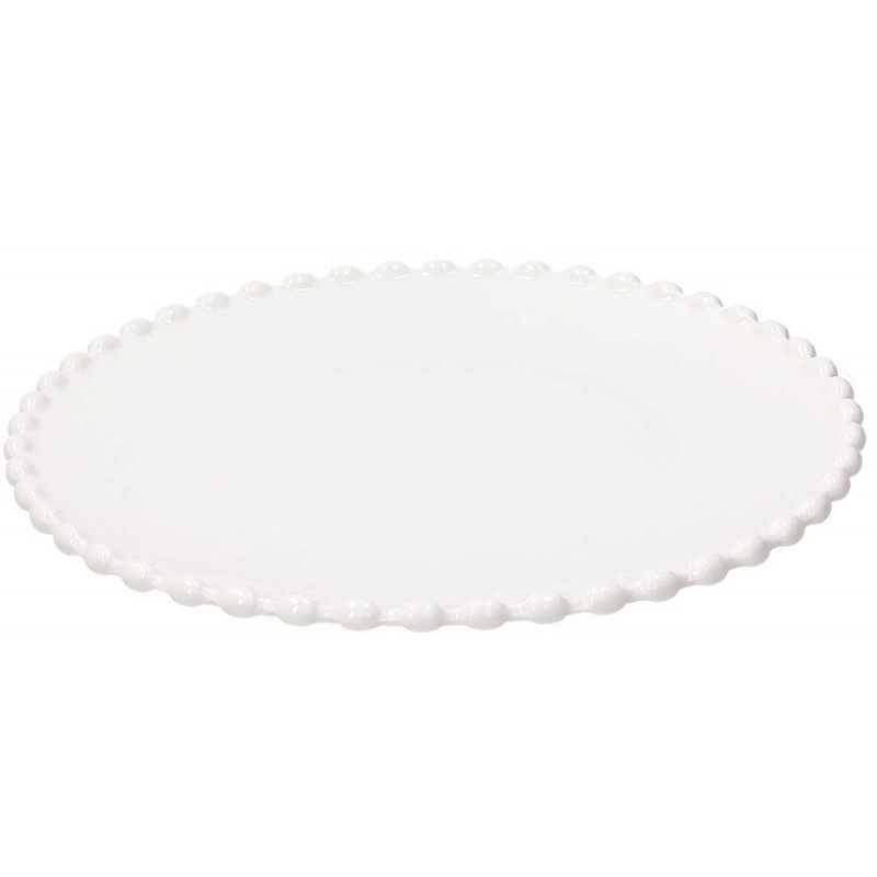 Tognana Pearl Cake Plate