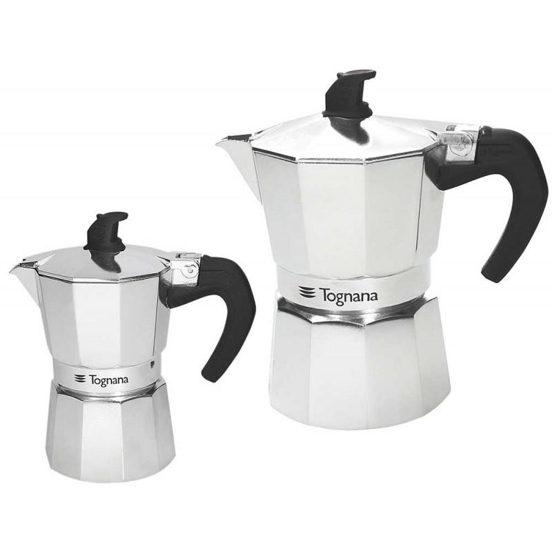 Tognana Coffee Time Black Set
