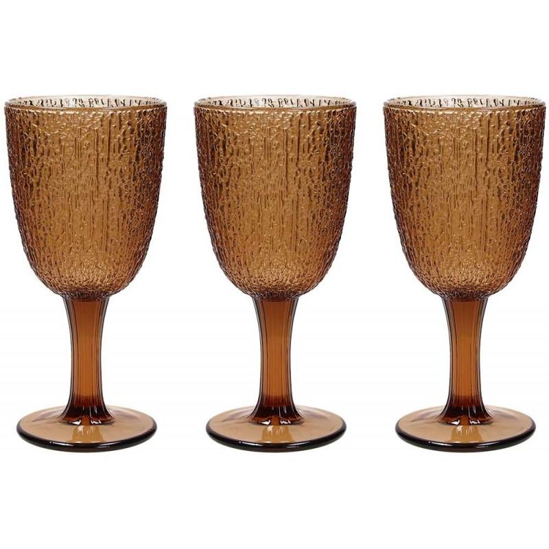 Tognana Davor Set of 3 Goblets