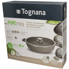 Tognana PureRoq Skillet With Lid