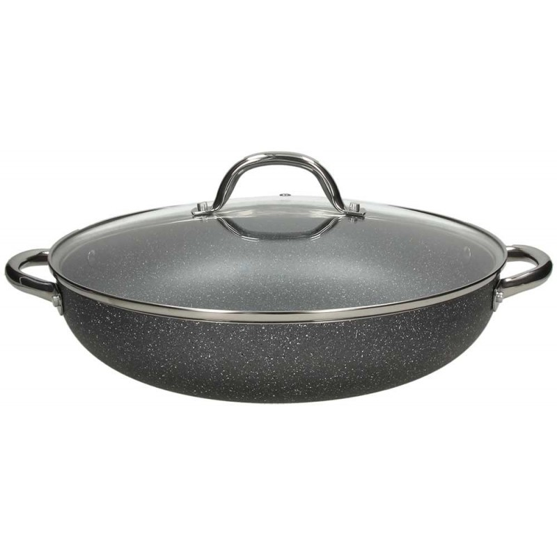Tognana Big Family Skillet with Lid