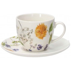 Tognana Audrey 6 Filiżanek Z Podstawkami do Herbaty