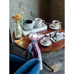Tognana Audrey Set of 6 Tea Cups with Saucer