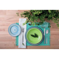 Tognana Every Day Ginger Table Set 18 Pcs