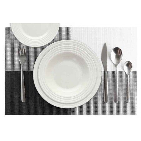 Tognana Every Day Rings Dinner Plate