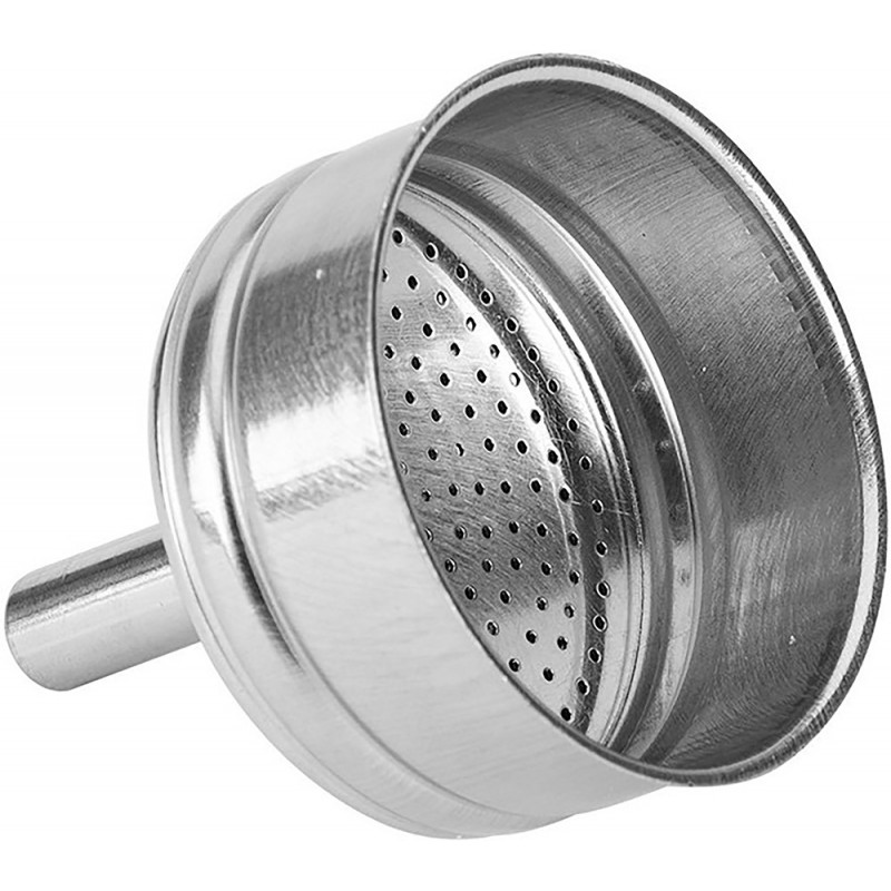 Bialetti Funnel and Filter for Moka Express