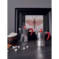Tognana Coffee Time Red Set